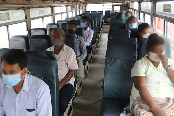 Increase bus fares