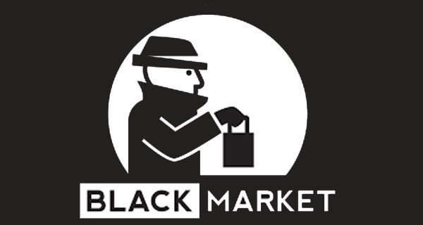 black marketers definition