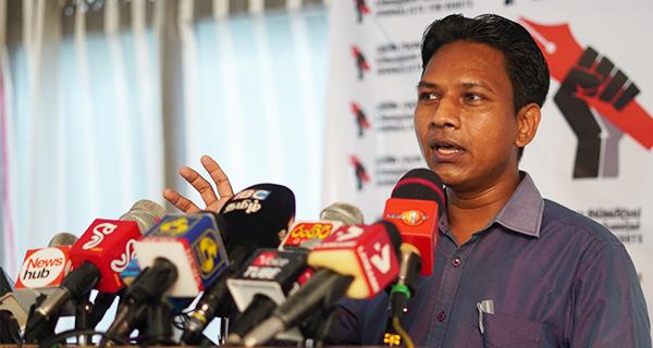 Deforestation in Sri Lanka Environmentalist Sajeeva Chamikara ai