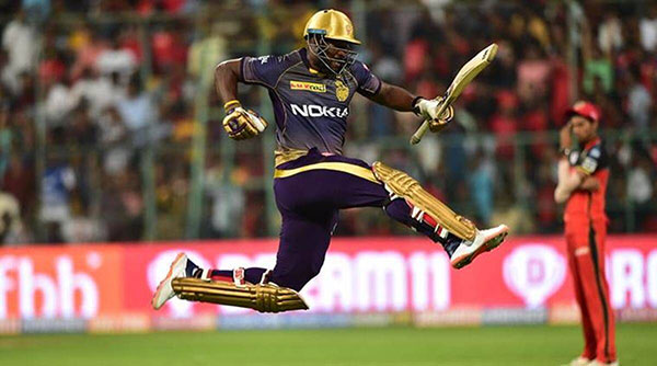 To Andre Russell